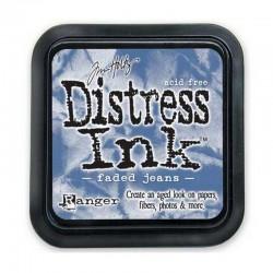Razítkovací barvy - Distress Ink - Faded Jeans