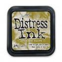 Razítkovací barvy - Distress Ink - Crushed Olive