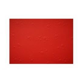 Scrapbooking - Srdíčka červená