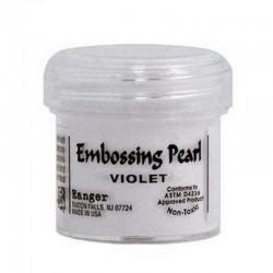 Scrapbooking - Embossing Pearl - Violet