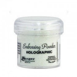 Scrapbooking - Embossing Powder - Holographic