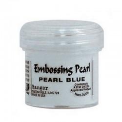 Scrapbooking - Embossing Pearl - Pearl Blue