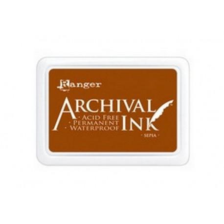 Scrapbooking - Polštářek Archival - Pale Ochre