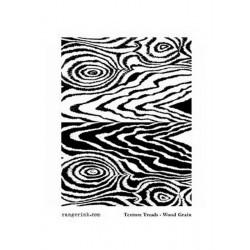Scrapbooking - Texturovací plátek - Dřevo