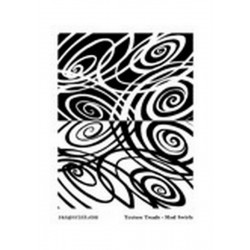 Scrap - Texturovavcí plátek - Spirály