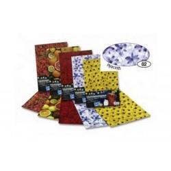 scrapbooking - Hyacinty - Poloprůhledné listy