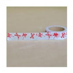 scrap - Washi páska - Mašličky