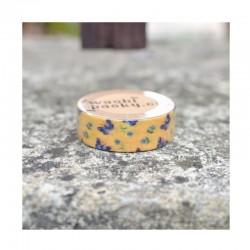 scrap - Washi páska - Motýlci - modří