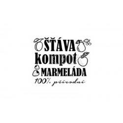 scrap - Šťáva, kompot, marmeláda...