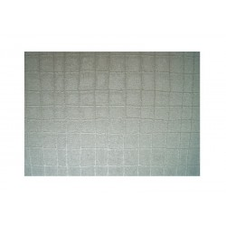 Matalízové papíry mřížka - stříbrné