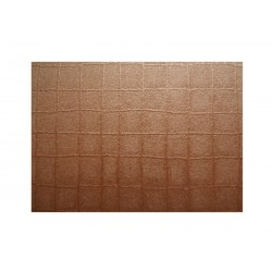 scrap - Matalízové papíry - hnědý