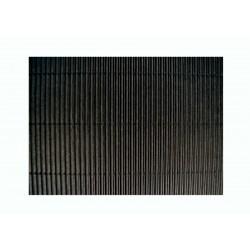 Scrapbook - Vlnitý papír - černý