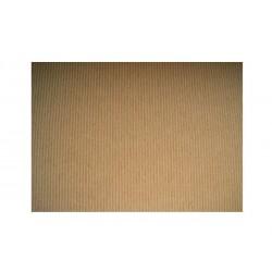 Scrapbook - Vlnitý papír - přírodně hnědý