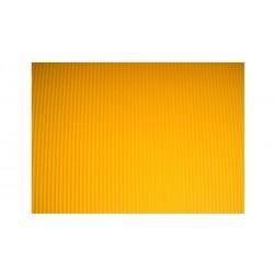 Scrapbook - Vlnitý papír - žlutý