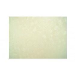 scrap - Matalízové papíry - Brokát - bílý