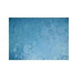 scrap - Matalízové papíry - Brokát - modrý
