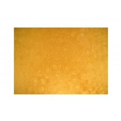 Matalízové papíry - Brokát - zlatý