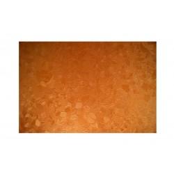 Matalízové papíry - Brokát - hnědý (měděný)