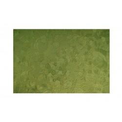 Matalízové papíry - Brokát - zelený