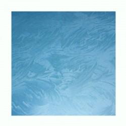 scrap - Matalízové papíry - Damašek - modrý