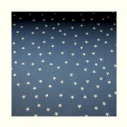 Barevné papíry s hvězdami - černé