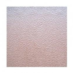 Matalízové papíry - Mačkaný papír - růžový