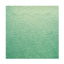 scrapboook - Matalízové papíry - Mačkaný papír - zelený