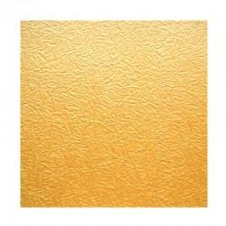 scrap - Matalízové papíry - Mačkaný papír - zlatý
