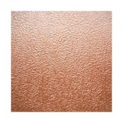 scrap - Matalízové papíry - Mačkaný papír - hnědý (měděný)