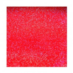 scrapbook - Papír s třpytkami - červený