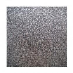 scrapbook - Papír s tečkami - černo-hnědý