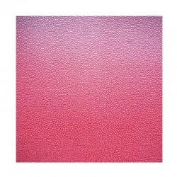 scrap - Papír s tečkami - červeno-oranžový