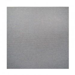scrap - Papír s proužky - černo-hnědý