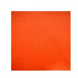 scrapbooking - Filc - oranžový