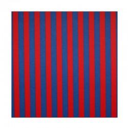 Papíry s proužky - Červeno-modrý