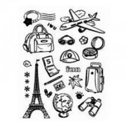 Razítka - Cestování - Paříž