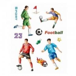 Razítka - Fotbal