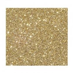 Prášek na embossing - zlatý - supertřpytivý - 10g