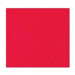 Prášek na embossing - červený - 10g