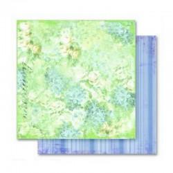 Papír - Oboustranný papír - Růže