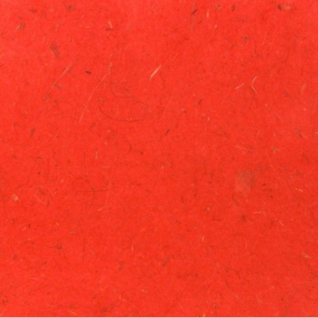 Banánový papír - červený