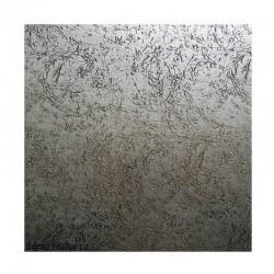 Metalízové papíry - Karát - 2 - stříbrný
