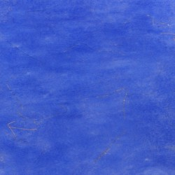 Hedvábný papír se zlatými nitkami modrý