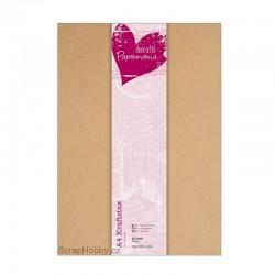 Sada kartonových papírů - Kraftstax A4