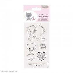 Transparentní razítko - Little Meow - Someone Special.