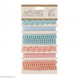 Sada stuh 6x1m - Craft Collection Pastels