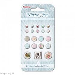 Sada hřebíčků - Winter Joy