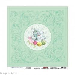 Jednostranný papír - Afternoon Tea - Tea Parlor