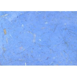 Morušový papír - modrý