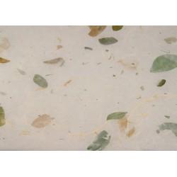 Morušový papír - Rain Tree - bílý